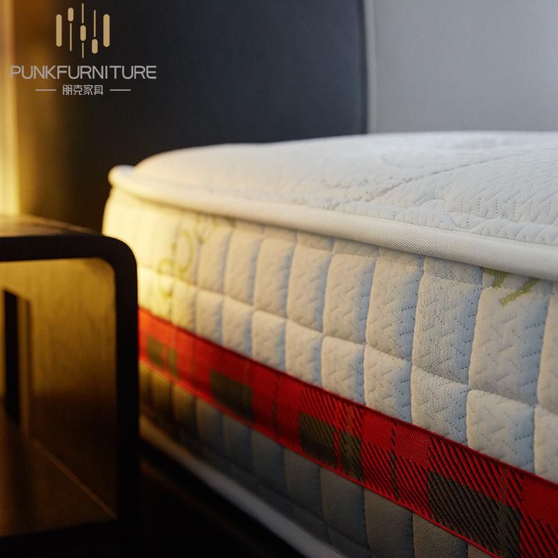 hotel 2019 shanghai furniture fair rollable gel memory foam mattress - Jozy Mattress | Jozy.net