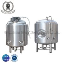 Grainbrew 3 BBL Bright Beer Tank With Dimple Plate Jacket