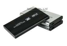 Factory Price Hard Drive Case USB 3.0 to SATA External HDD Enclosure Supported 1TB