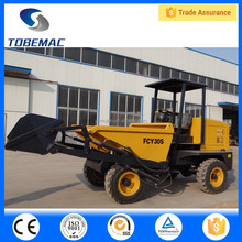 TOBEMAC FCY30S Self loading site dumper with high quality