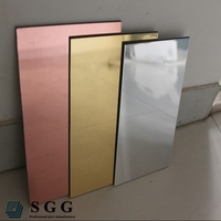 High quality different types of mirror glass , 2mm,3mm 4mm,5mm,6mm