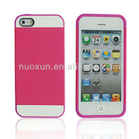 Newest attractive sublimation moblie phone case for iphone5
