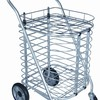 Lightweight Aluminium Folding Shopping Trolley