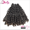 Long lasting Malaysian hair Romance bouncy curls hair funmi hair