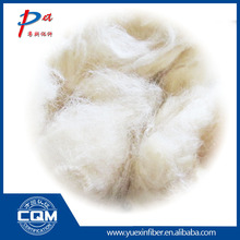 Chinese supplier achievement of prompt antimicrobial and antifungal fiber non-toxic polyester staple fiber siliconized