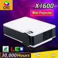 CRE X1600 Home use 800*480 Mini Portable Projector