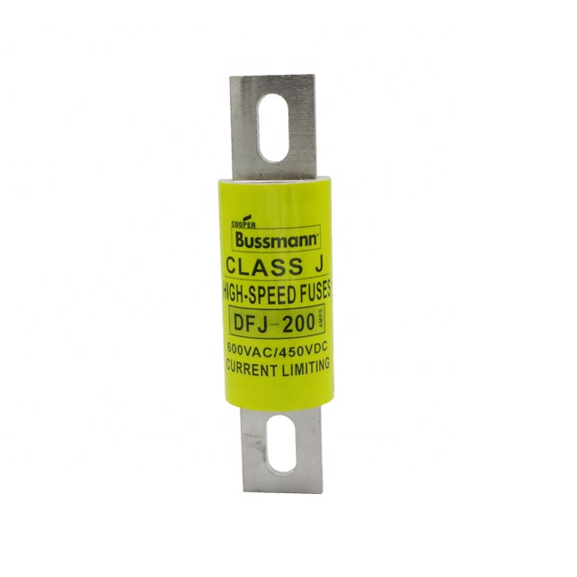 Class <strong>J</strong> Bussmann High Speed Fuse 200A 600V DFJ-200 Electronic Fuse