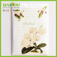 2015 new products many scents for your choice closet sachet envelope
