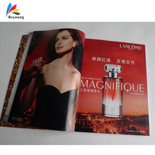 Quality Guaranteed Custom Softcover Color Fashion Public Book Printing