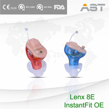 Great Quality China CIC Style Hearing Aid for Common Usage