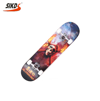 31x8inch 9 ply maple skateboard chinese maple cheap longboard skateboard