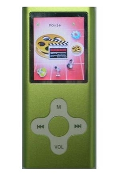 mp4 player, 3rd mp4 player GY-815B