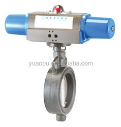 ACV-3100 Series Single Acting Pneumatic Butterfly Valve