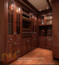 custom made wine cabinet for home interior design