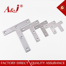 flat corner brace plates angle bracket for furniture