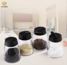 glass storage jar with Sealing cover Canned nuts