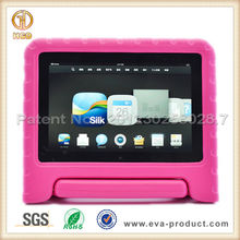 Anti shock kids android tablet stand case cover for Kindle Fire HDX 8.9 inch
