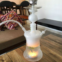 the hottest art glass hookah