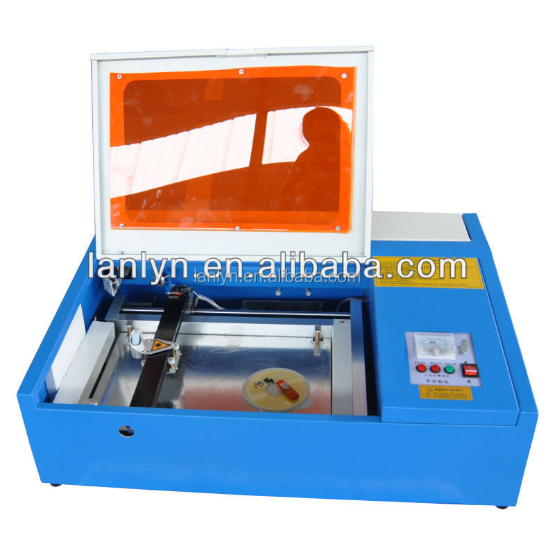 looking for agent in canada 40w co2 mini laser engraving machine for sale