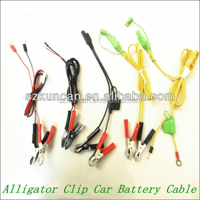 factory best sale battery jay appliance cigar lighter power cable welcome OEM,ODM