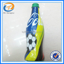 Plastic bottle horn whistle speaker cheerleading fans horn