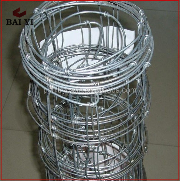 Ornamental Double Loop Wire Fence Designs