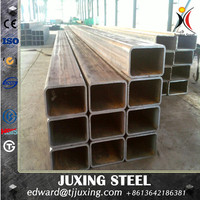 China Updated popular 202 carbon steel square pipe