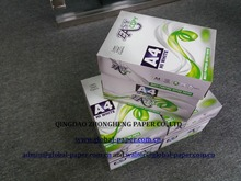 White A4 Copy Paper 80gsm/ China a4 size paper mills