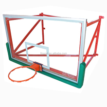 Foldable Wall Mounted Basketball Frame
