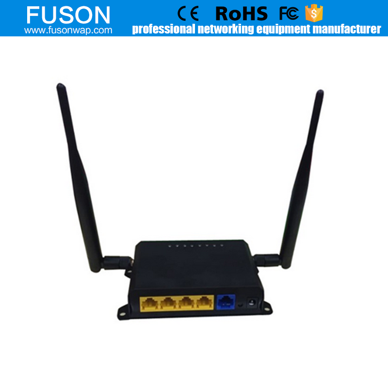 M2M 3G/4G LTE wireless ethernet outdoor router/CPE with sim card slot