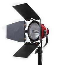 800W 5500K Red Head Light Continuous Compact Photographic Lightings LED Studio Light