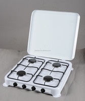Europe style gas stove cookware gas cooker 4 burner for rice