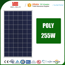 best A grade cells quality photovoltaic Pv module 255w 260w 270w 255 w 260 270 watt poly mono solar panel with cheap price