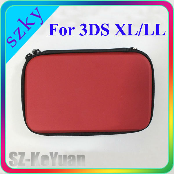 2014 Factory Price Protective Hard Pouch Eva Bag For 3DS XL