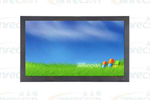 46 inch industrial lcd monitor with VGA+DVI