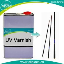 UV varnish spray paint Wood coating
