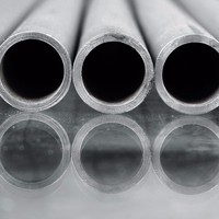 Female threaded galvanized steel pipe sleeve