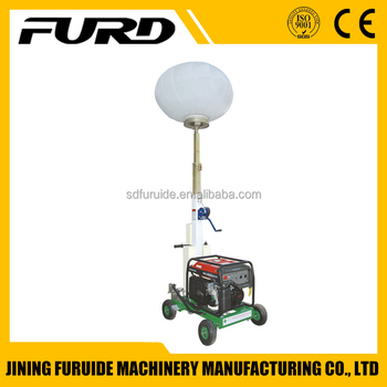 Mobile Generator Construction Balloon Light Tower (FZM-Q1000)