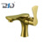 Brass Single Lever Gold Plated Modern Design New Basin faucets