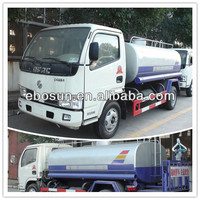 2-4CBM Dongfeng mini water tanker truck/water transport truck/water sprinkler