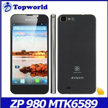 "Zopo android phone 980 mtk6589 5.0"" IPS 1920*1080"