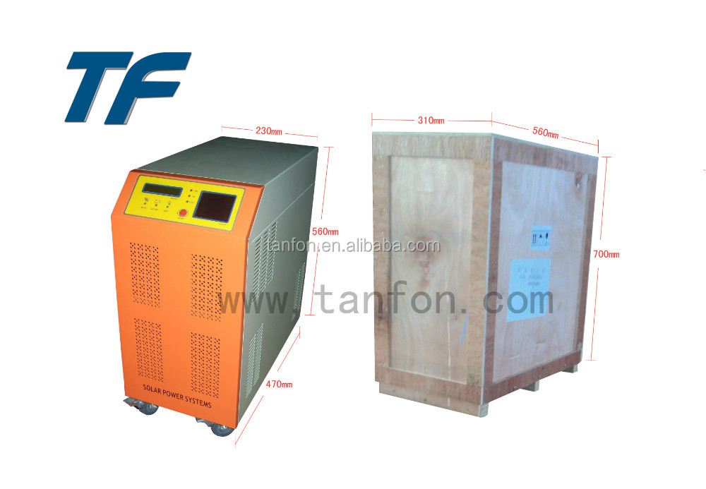 power inverter dc 48v ac 220v 1KW 2kw ; Mppt solar inverter 3KW 5KW ; 5000 watt hybrid inverter for solar