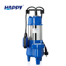 1.5 hp 3hp dirty single three phase 380V 220 volt submersible water pump