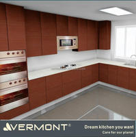 low cost laminate kitchen cabinet