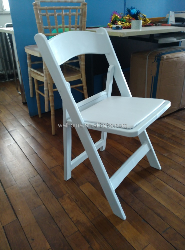 hot sale white wimbledon chair wood folding wedding chair buy wimbledon chair folding chairs. Black Bedroom Furniture Sets. Home Design Ideas
