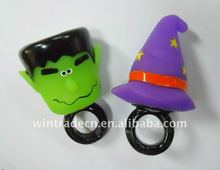 Flashing by tapping LED Ring, Halloween Ring