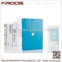 2014 wholesale china factory new 360 degree rotating protective pu leather case for ipad air and 2 3 4
