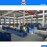 Galvanized Steel Floor Decking Cold c z panel roof truss purlin rollforming machine