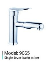 2012 Modern single lever shower mixer TF9065