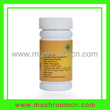 Shell-broken reishi spore capsule provide valuable nutritional supplements to a healthy diet